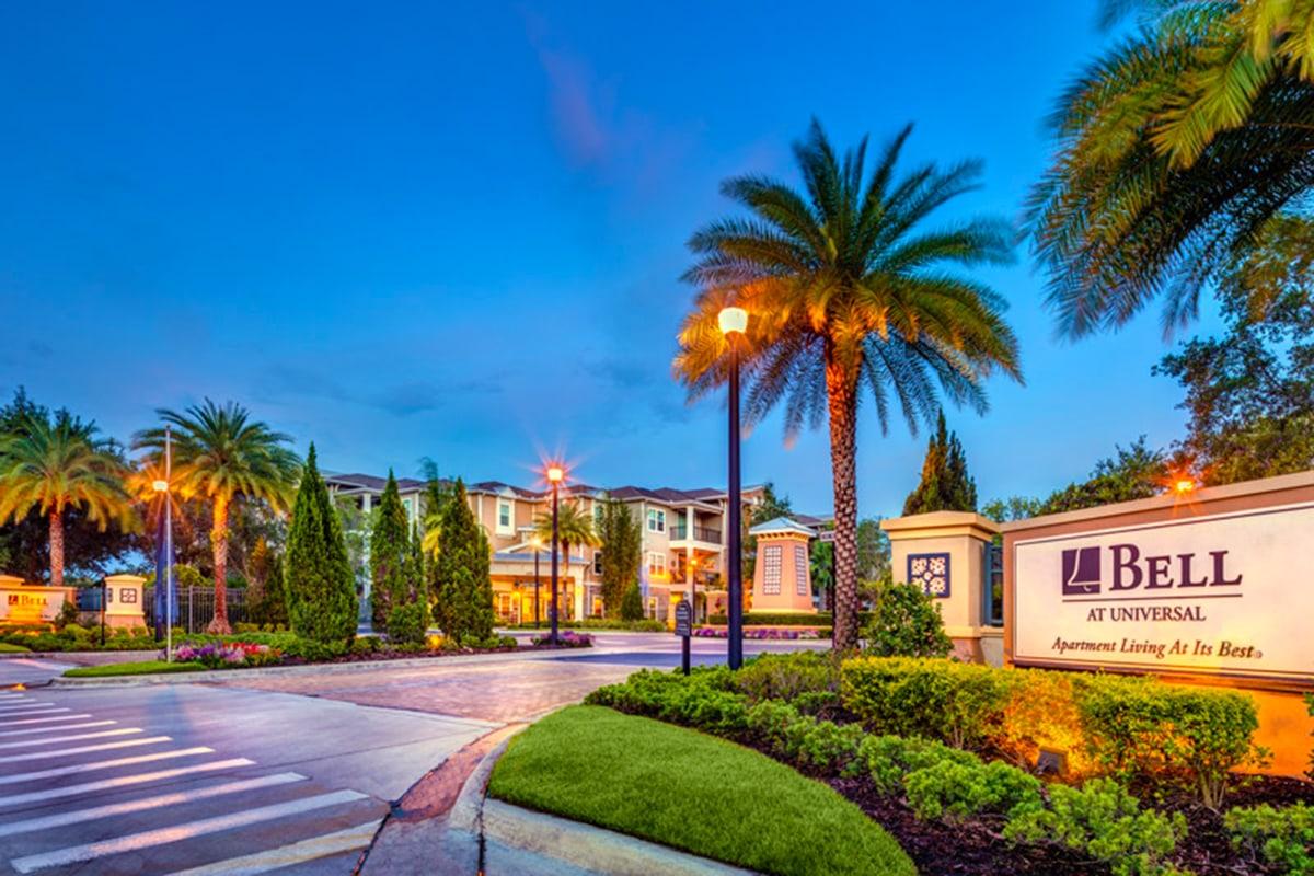 Bell Partners Acquires Orlando Luxury Apartment Community