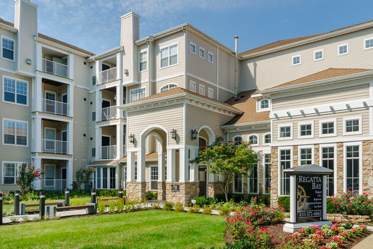 Bell Partners Acquires Apartment Community in Annapolis Maryland