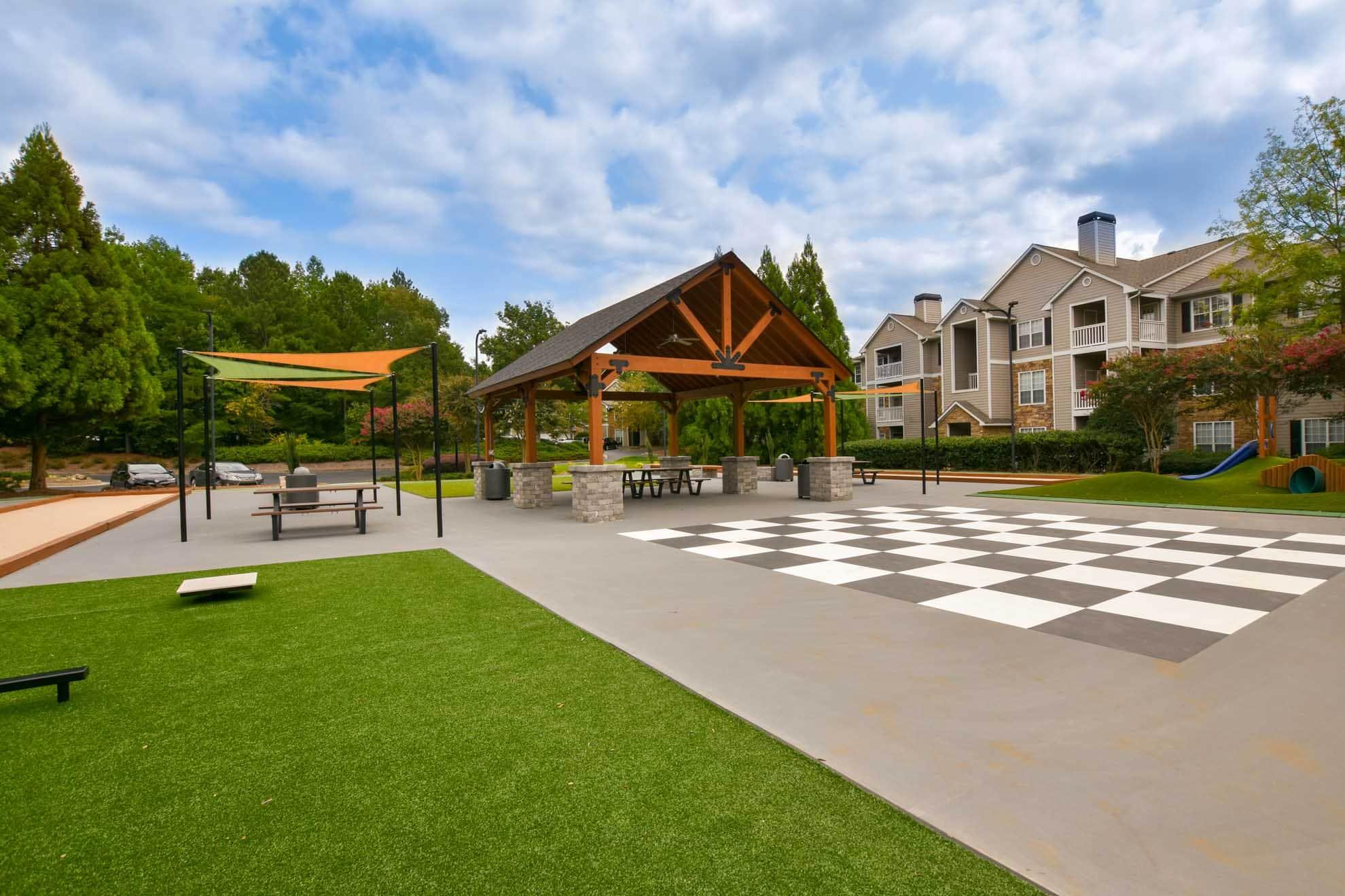 Bell Partners Acquires Suburban Atlanta Apartment Community
